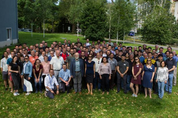 Group Photo from the Patras meeting at Freiburg/Germany June, 2019